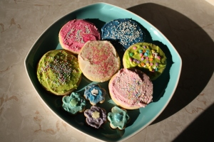 Home Baking and Decorating Cookies