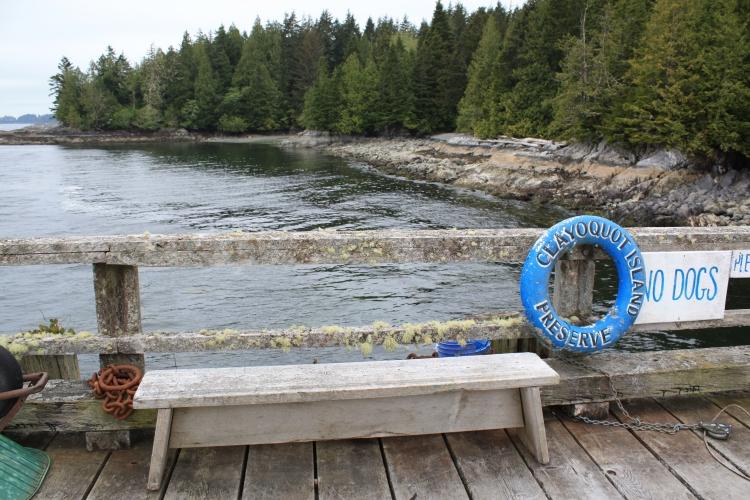 Stump Island Private Dock