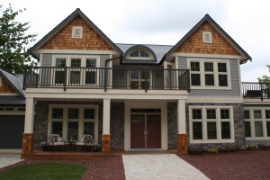 PNE Prize Home Exterior