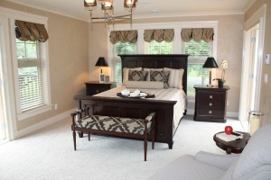 Master Bedroom ~ Lynne Cepin Decorator