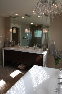 Master Bedroom Ensuite ~ Laila Radage Decorator