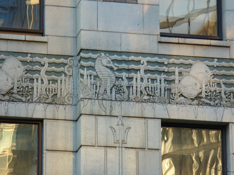 Marine Building EXterior Detail (photo Sue Womersley)