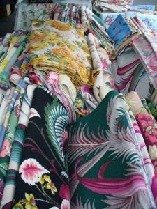 Fantastic Barkcloth Selection