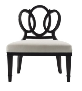 Barbara Barry Bracelet Chair