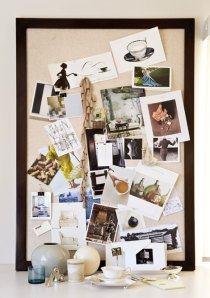 Barbara Barry Inspiration Board - Traditional Home Photo