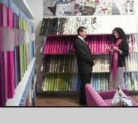 Tricia Guild & Simon Jefferies @ Kings Road Flagship Store