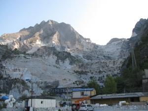 Fantiscritti Marmo Quarry