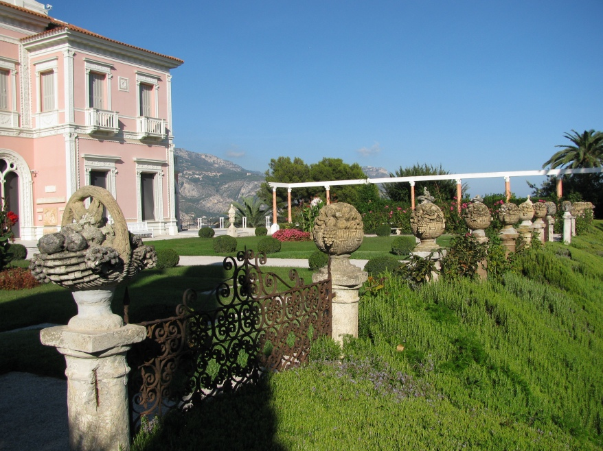 Rothschild Palais et Jardin 100