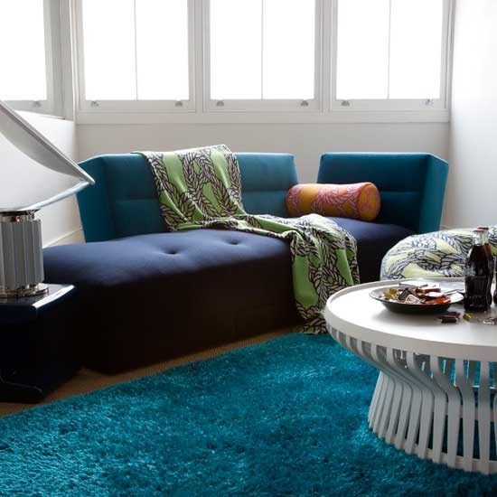 Abyssinia Aura Turquoise living room ideas on Pinterest ...