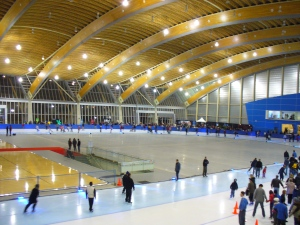 Olympic Oval - photo Sue Womersley