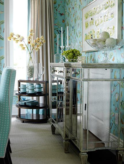 Tiffany Blue Room Ideas