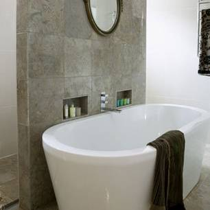 Timeless Bathroom Design Musing