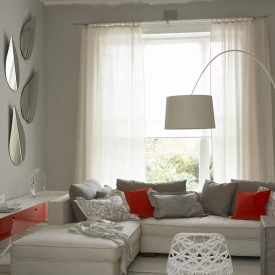 living room ideas with red accents grey living room with accents 25099