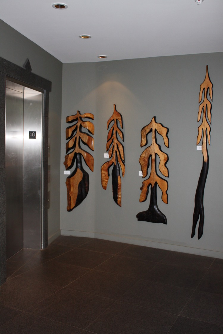Hand crafted Wall Art by local artist