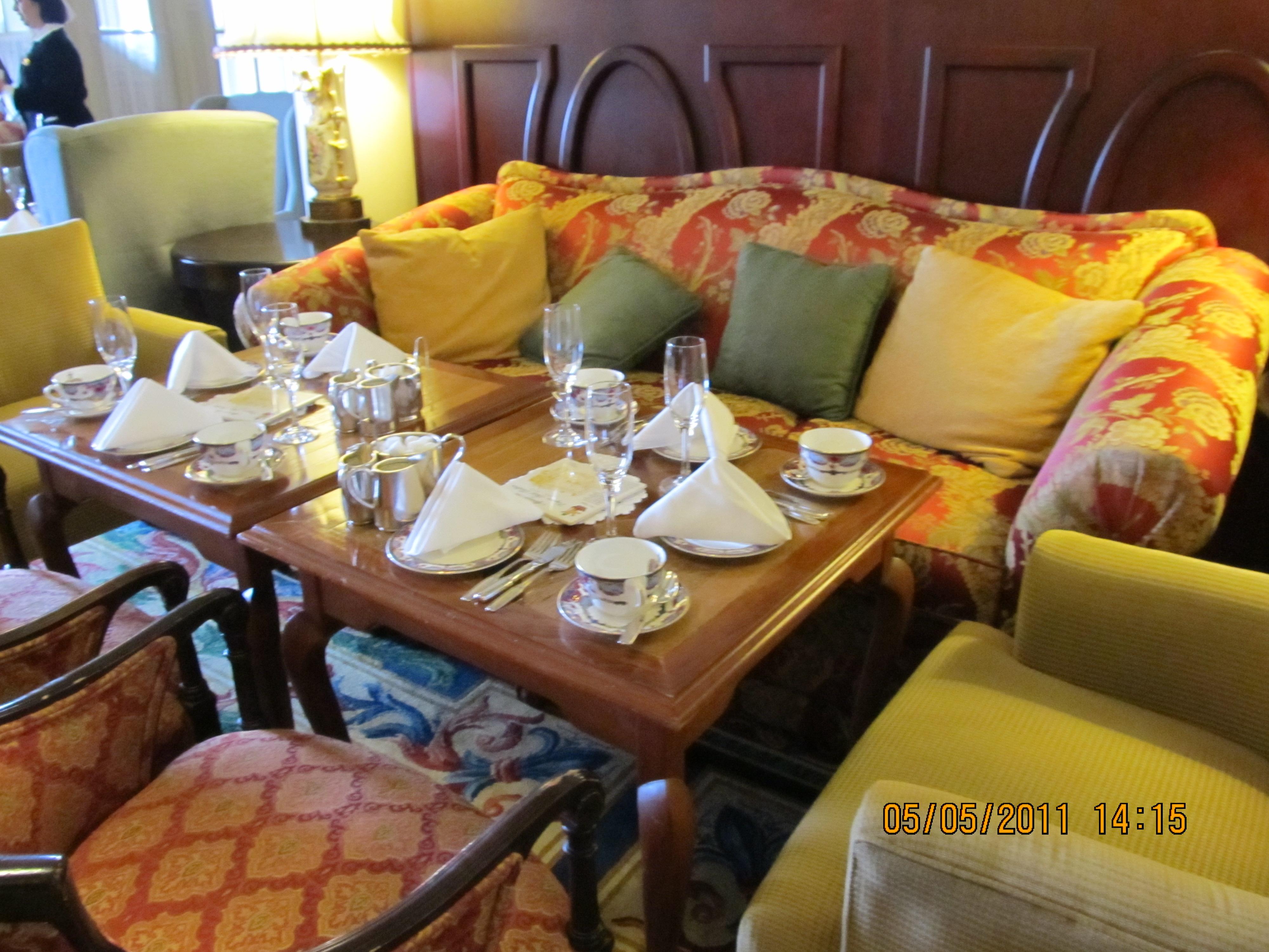 MOTHER\'S DAY High Tea, Hatley Castle Garden, Abkhazi Garden and ...