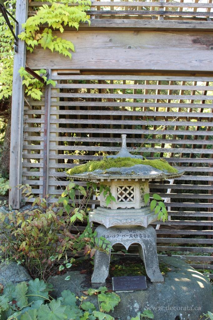 mossy lantern