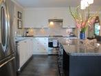 Whire Rock kitchen