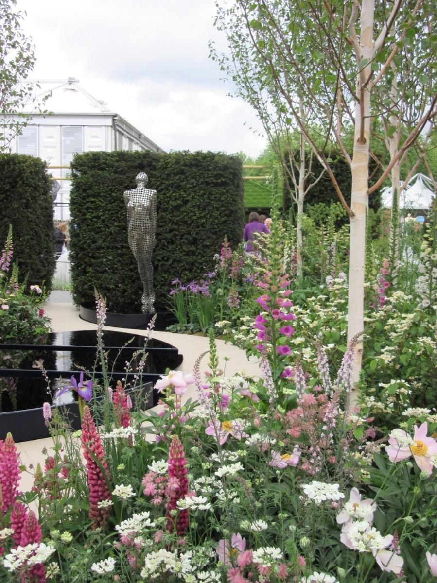 RHS Chelsea FLOWER show gardens