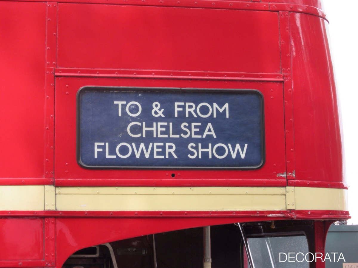 RHS Chelsea Flower Show shopping