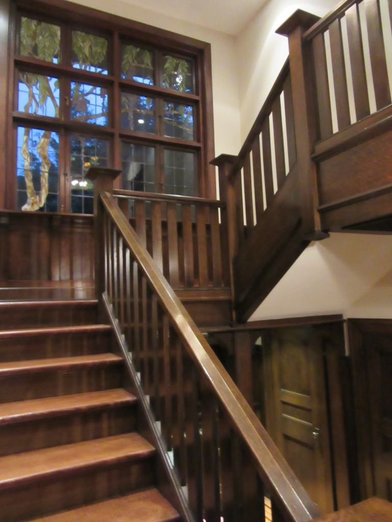 original stairwell