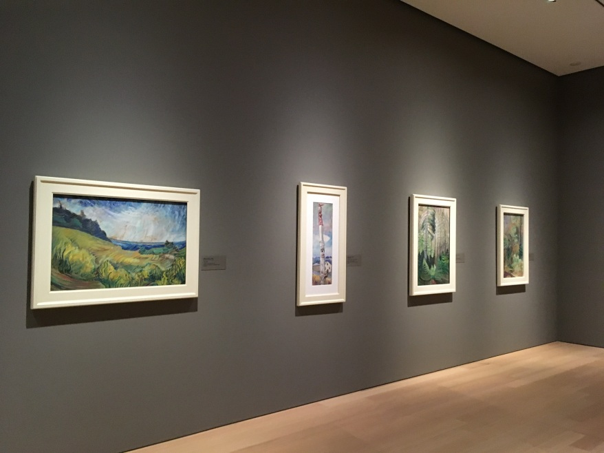 Emily Carr collection