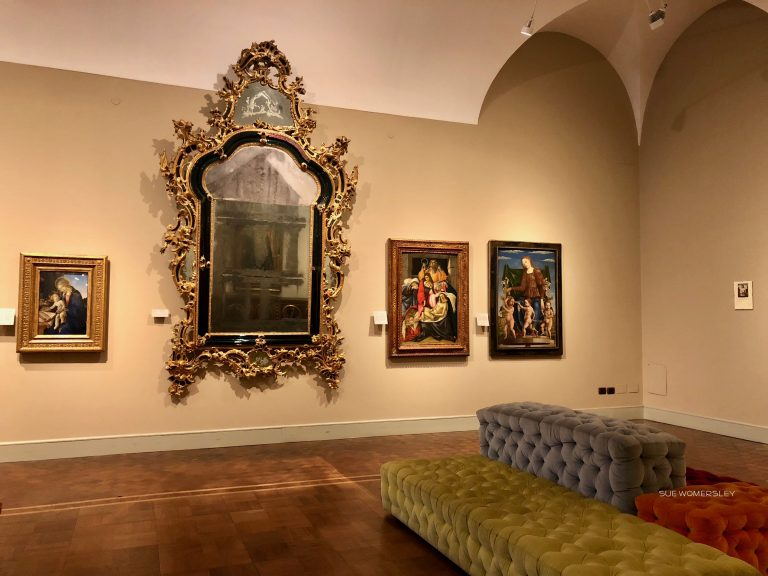 Golden Room Poldi Pezzoli Museum Milan