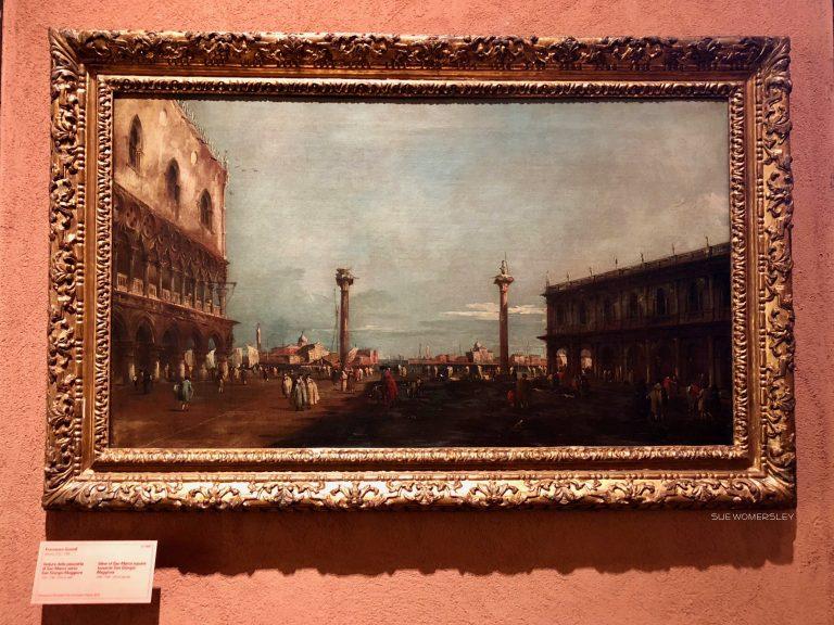 Guardi Venezia Poldi Pezzoli Milan Italy