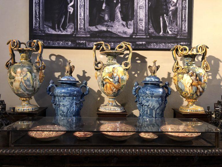 Milan Italy Museum Bagatti Valsecchi