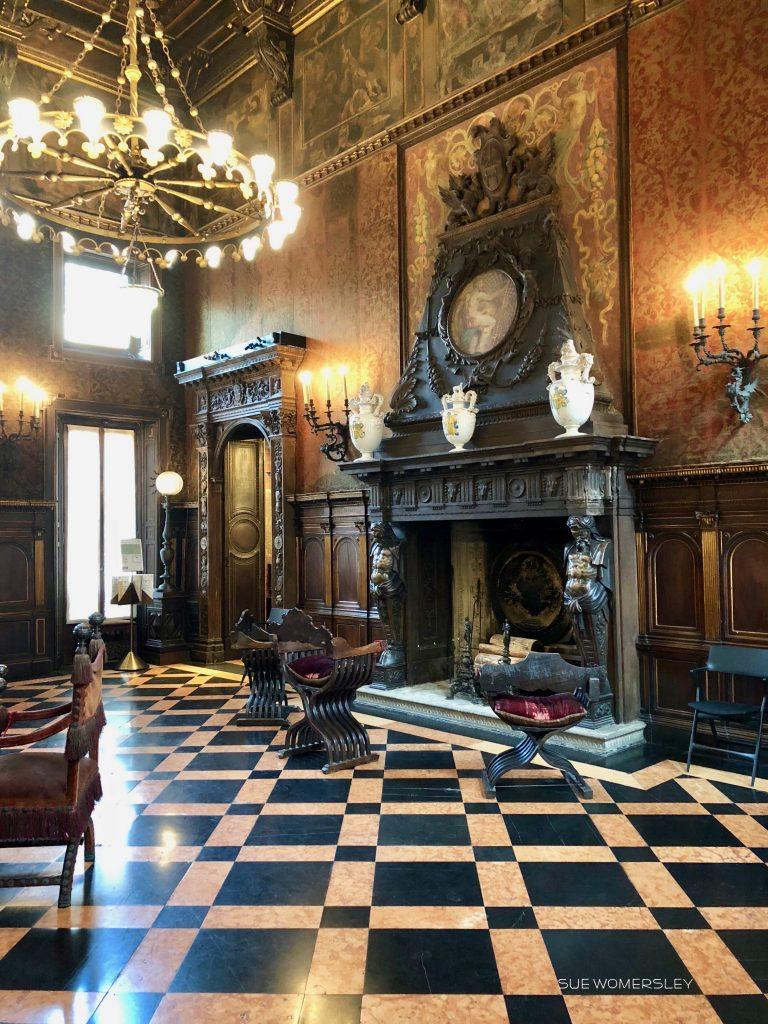 Milan Italy Museum Bagetti Valsecchi