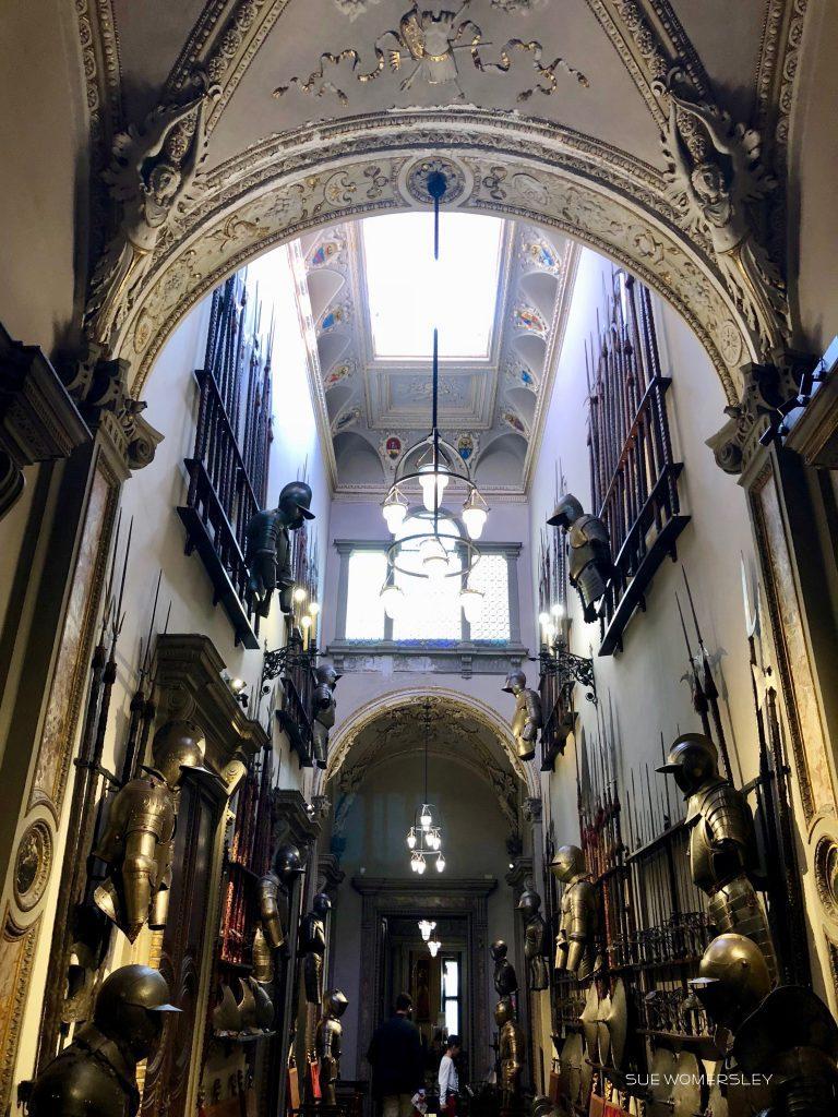 Milan Italy Museum Armoury Bagetti Valsecchi