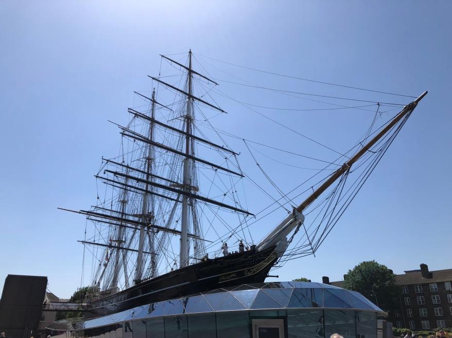 Cutty SArk Greenwich England